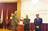 Le Livre blanc sur la Défense 2019 du Vietnam présente en Bulgarie