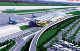 Mise en chantier de la gare T2 de l'aéroport international de Phu Bài