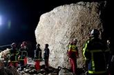 Six morts et un éboulement spectaculaire dans de nouvelles intempéries dans le Sud-Est