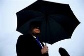 Donald Trump critique l'enquête en destitution ouverte à son encontre
