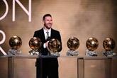 Messi sacré pour la 6e fois, Rapinoe succède à Hegerberg