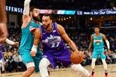 NBA : Phila plus fort que Utah, Milwaukee broie New York