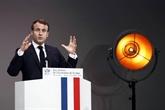 Macron renforce la flotte maritime et revendique le