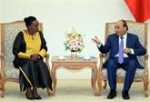 Le PM accueille la secrétaire du Cabinet du ministère des AE du Kenya