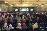 Indonésie : promouvoir le rôle des femmes dans la lutte contre l'extrémisme
