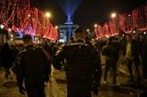 100.000 forces de l'ordre mobilisées en France pour le réveillon du Nouvel An
