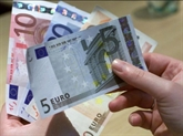 L'euro au plus haut depuis août face au dollar