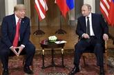 Trump et Poutine discutent de la lutte antiterroriste