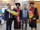 Rentrée académique de l'Institut francophone international