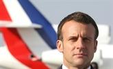 Macron devrait rester ferme sur sa réforme malgré un conflit qui se prolonge