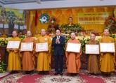 L'EBV accélère la préservation et la valorisation de la culture bouddhique