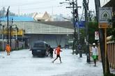 Philippines : deux morts au passage du typhon Kammuri, l'aéroport de Manille fermé