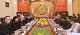 Vietnam et Russie tiennent leur 5e dialogue sur la stratégie de défense