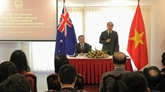 Le chef du Comité du Parti pour Hô Chi Minh-Ville en Australie