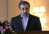 L'Iran souligne qu'il n'a pas l'intention de quitter l'accord sur le nucléaire