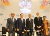 Logo de l'APEC 2020 : symbole d'unité et de diversité