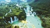 L'incroyable chute d'eau de Ban Giôc