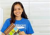 Mlle Biscuit, prof de vietnamien aux États-Unis