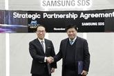 Sovico Group et Samsung SDS annoncent un accord de coopération stratégique globale