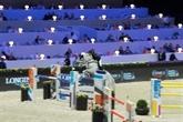 Équitation : leschevaux mis à l'épreuve lors du Longines Masters à Villepinte