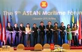 Le 9e Forum maritime de l'ASEAN à Dà Nang