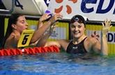 Euro de natation en petit bassin : Manaudou goûte à l'eau, Hénique à l'or
