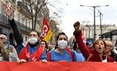 À Marseille, des dizaines de milliers de manifestants déterminés