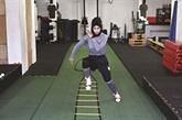Une boxeuse qui se bat pour porter le hijab sur le ring