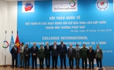 Le Vietnam et la mission de maintien de la paix dans l'environnement francophone