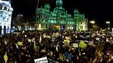 Manifestation à Madrid avec Greta Thunberg pour mettre la COP25 sous pression