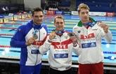 Euro de natation en petit bassin : Manaudou rattrapé par la tension