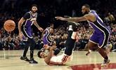 NBA : les Lakers font cavaliers seuls