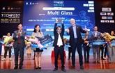 Techfest Vietnam 2019 a mobilisé un investissement total d'environ 14 millions d'USD