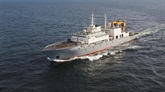 Un navire de sauvetage de la marine russe visite le port international de Cam Ranh