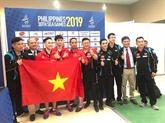 Une médaille d'or historique pour le tennis de table vietnamien