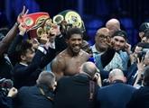 Joshua prend sa revanche sur Ruiz et récupère ses titres mondiaux des lourds