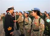 Le Vietnam et les opérations de paix de l'ONU dans l'espace francophone