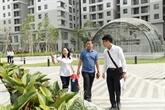 Remise de 962 appartements de Saigon South Residences