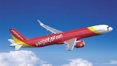 Premier vol direct Hanoï - New Delhi de Vietjet Air