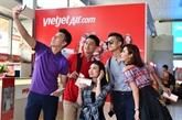 Vietjet propose des millions de billets à zéro dông