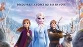 La Reine des Neiges 2 glace le box-office nord-américain