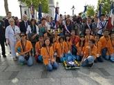 Le Comité Choisy le Roi - Val de Marne et dix ans d'activités
