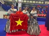 SEA Games 30 : une médaille d'or pour l'aérobic vietnamien