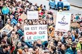 Belgique: plus de 30.000 jeunes en marche pour le climat