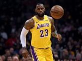 NBA: LeBron James revient et rassure les Lakers