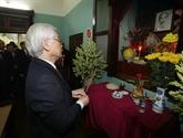 Anniversaire de la fondation du Parti: hommage posthume au Président Hô Chi Minh