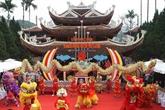 Ouverture de la fête de la pagode des Parfums