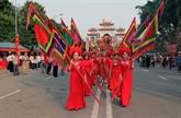 Le 1979e anniversaire de l'insurrection des deux Sœurs Trung célébré à Hanoï