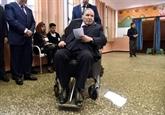 Algérie: le président Bouteflika se porte candidat pour un nouveau mandat