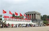 Têt du Cochon 2019: plus de 47.000 visiteurs au mausolée de Hô Chi Minh